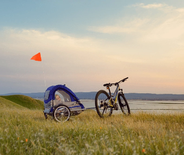 best-bike-trailers